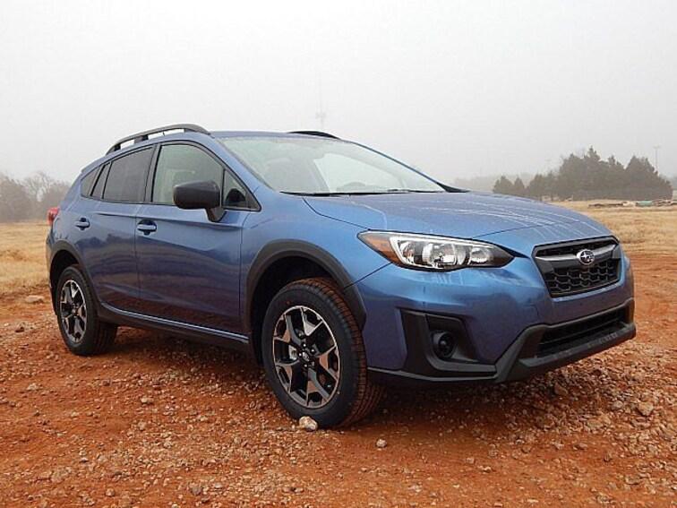 New 2019 Subaru Crosstrek 2.0i SUV KH281788 for sale in Oklahoma City