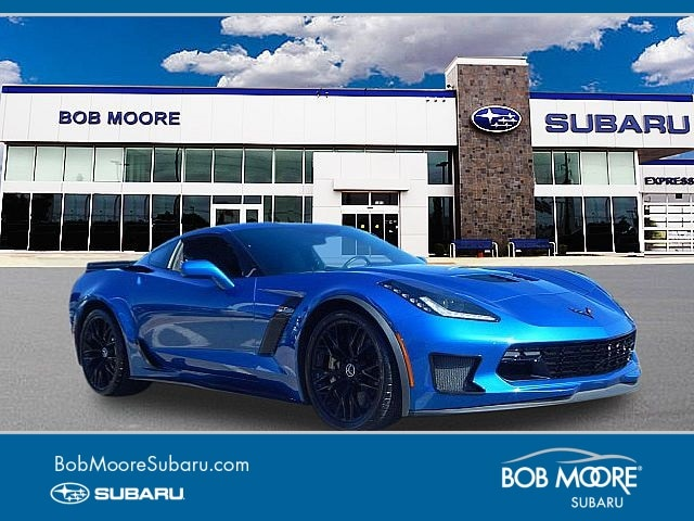 Featured Used 2015 Chevrolet Corvette Z06 Coupe for sale in Oklahoma City