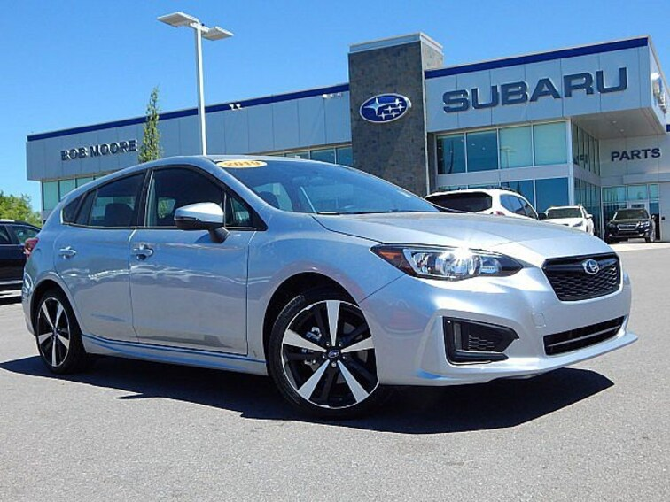 Certified Pre-Owned 2019 Subaru Impreza 2.0i Sport Hatchback Oklahoma City