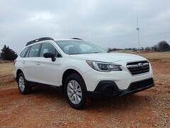 New 2019 Subaru Outback 2.5i SUV K3307206 in Oklahoma City