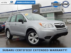 Certified Pre-Owned 2016 Subaru Forester 2.5i SUV 83561 in Oklahoma City