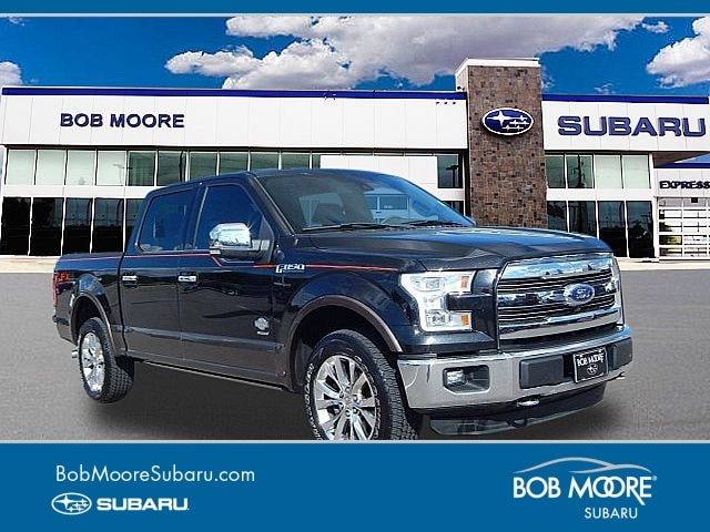 Featured Used 2015 Ford F-150 King Ranch Truck for sale in Oklahoma City