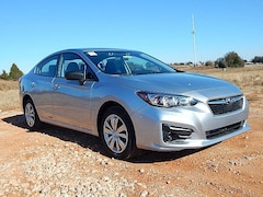New 2019 Subaru Impreza 2.0i Sedan K3604899 in Oklahoma City