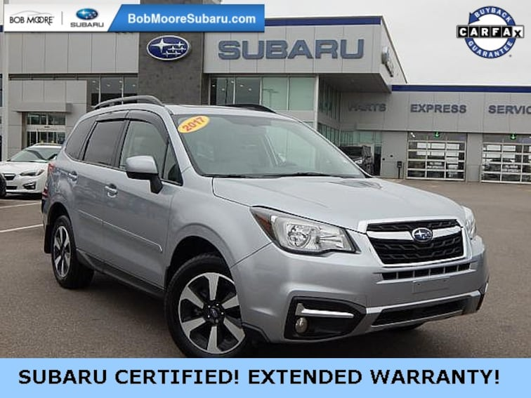 Used 2017 Subaru Forester 2.5i Premium SUV for sale in Oklahoma City