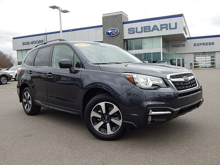 Certified Pre-Owned 2018 Subaru Forester 2.5i Limited SUV Oklahoma City