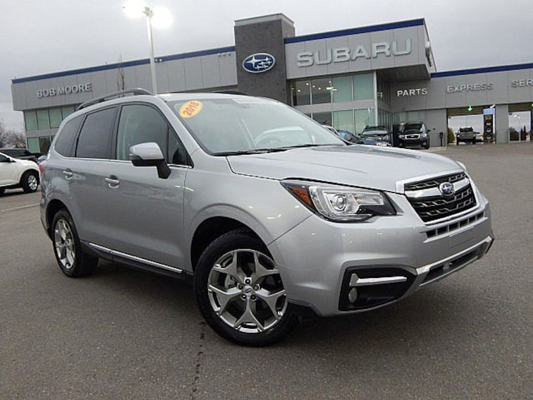 Used 2018 Subaru Forester 2.5i Touring SUV for sale in Oklahoma City