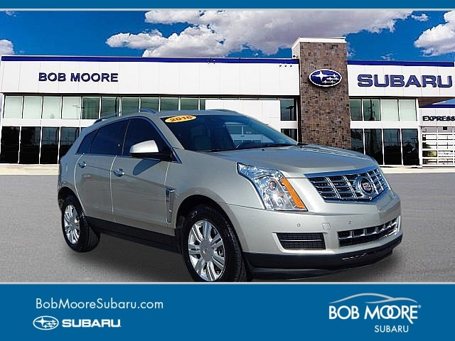 Featured Used 2016 CADILLAC SRX Luxury SUV for sale in Oklahoma City