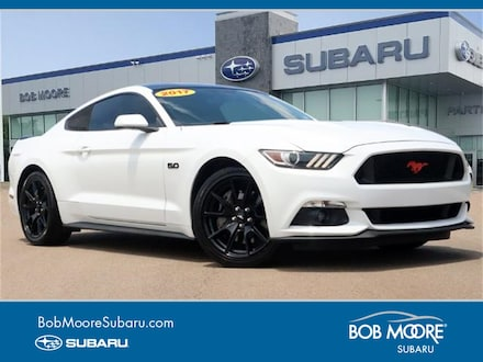 Featured Used 2017 Ford Mustang GT Coupe for sale in Oklahoma City