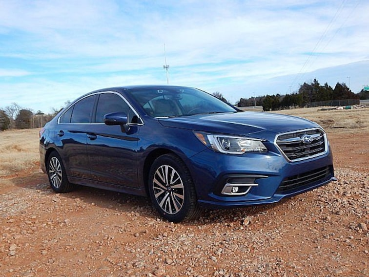 New 2019 Subaru Legacy 2.5i Premium Sedan K3024391 for sale in Oklahoma City