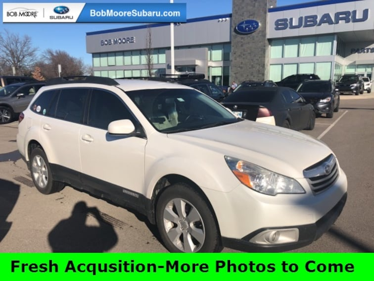 Used 2011 Subaru Outback 2.5i SUV for sale in Oklahoma City