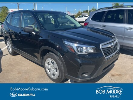 Featured Used 2019 Subaru Forester Automatic SUV for sale in Oklahoma City