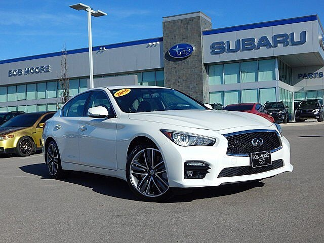 2015 INFINITI Q50 Sport Sedan Oklahoma City