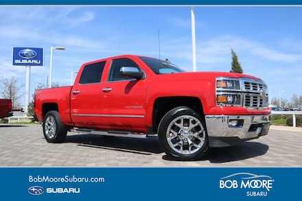 Featured Used 2015 Chevrolet Silverado 1500 LTZ Truck for sale in Oklahoma City