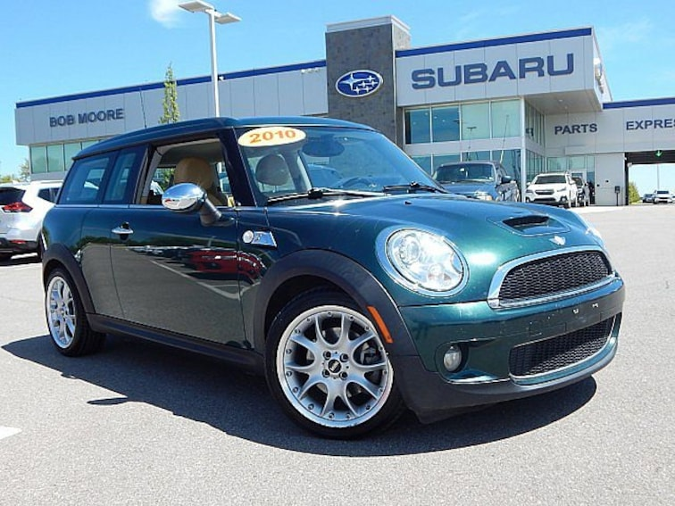 Used 2010 Mini Cooper S Clubman For Sale In Oklahoma City