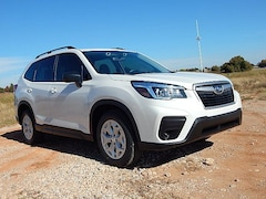 New 2019 Subaru Forester SUV KH408695 in Oklahoma City