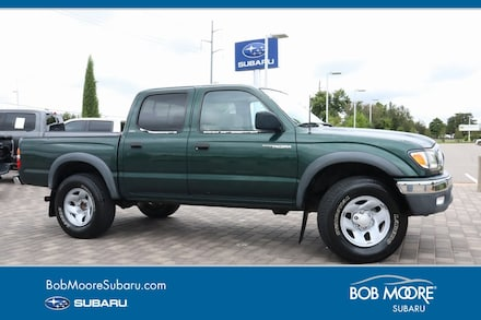 Featured Used 2002 Toyota Tacoma Prerunner Truck for sale in Oklahoma City