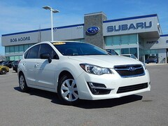 Used 2016 Subaru Impreza 2.0i Hatchback K3726595A Oklahoma City