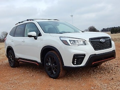 New 2019 Subaru Forester Sport SUV KH480446 in Oklahoma City