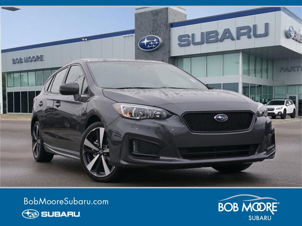 Featured Used 2019 Subaru Impreza 2.0i Sport Certified PRE-Owned Hatchback for sale in Oklahoma City