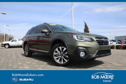 Featured Used 2018 Subaru Outback Touring 3.6R SUV for sale in Oklahoma City
