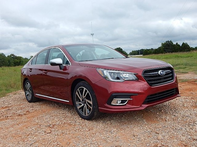 New 2019 Subaru Legacy 2.5i Sport Sedan K3006289 for sale in Oklahoma City