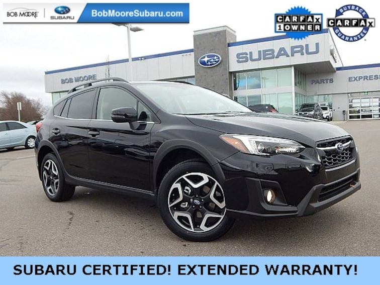 Certified Pre-Owned 2019 Subaru Crosstrek 2.0i Limited SUV Oklahoma City