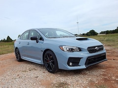 New 2019 Subaru WRX Premium Sedan K9810059 in Oklahoma City