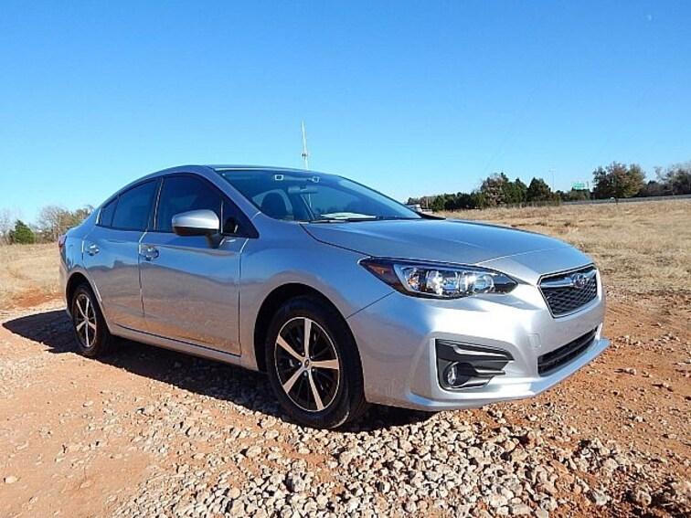 New 2019 Subaru Impreza 2.0i Premium Sedan K3606430 for sale in Oklahoma City