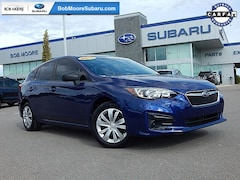 Certified Pre-Owned 2017 Subaru Impreza 2.0i Hatchback 83523 in Oklahoma City