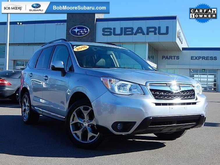 Used 2016 Subaru Forester 2.5i Touring SUV for sale in Oklahoma City