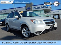 Certified Pre-Owned 2015 Subaru Forester 2.5i Premium SUV 83550 in Oklahoma City