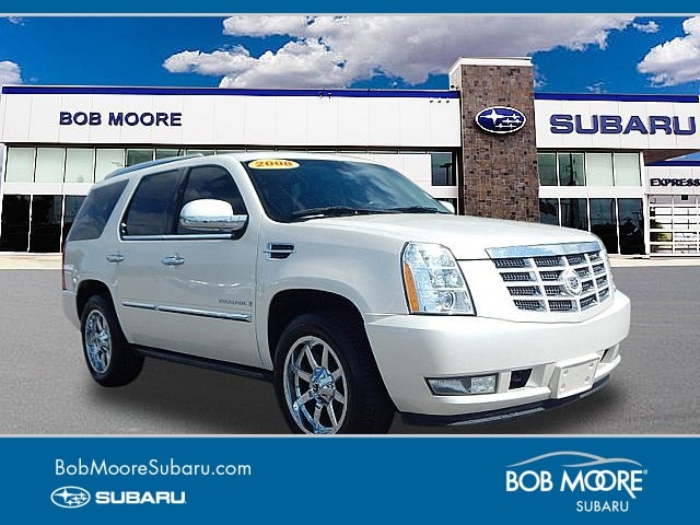 Featured Used 2008 CADILLAC Escalade Base SUV for sale in Oklahoma City