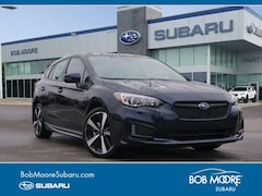 Certified Pre-Owned 2019 Subaru Impreza 2.0i Sport Certified PRE-Owned Hatchback SL1183 in Oklahoma City