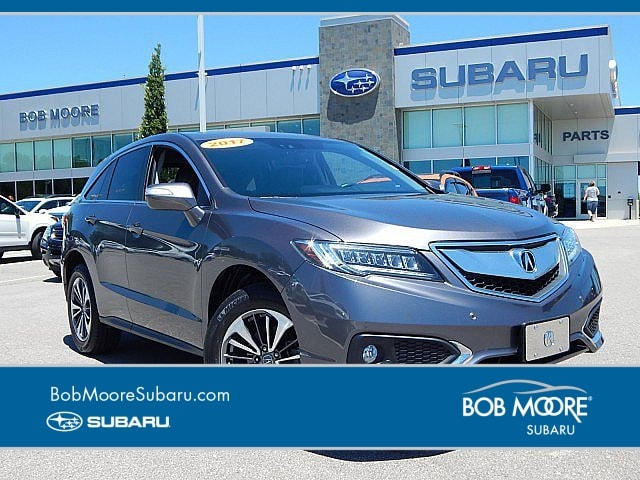 Featured Used 2017 Acura RDX Advance Package SUV for sale in Oklahoma City
