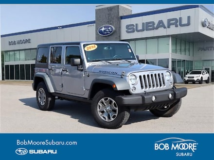 Featured Used 2014 Jeep Wrangler Unlimited Rubicon SUV for sale in Oklahoma City
