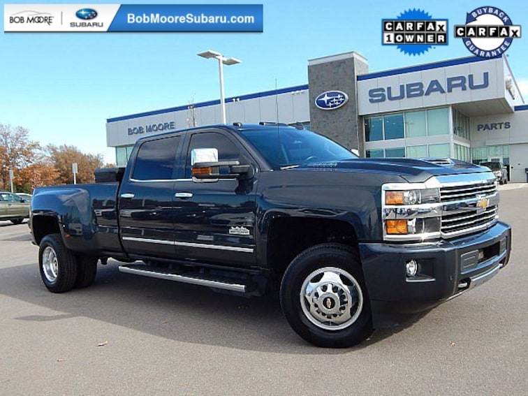 Used 2017 Chevrolet Silverado 3500HD High Country Truck for sale in Oklahoma City
