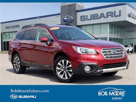 Featured Used 2017 Subaru Outback 2.5i SUV for sale in Oklahoma City
