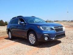 New 2019 Subaru Outback 2.5i Premium SUV K3315043 in Oklahoma City