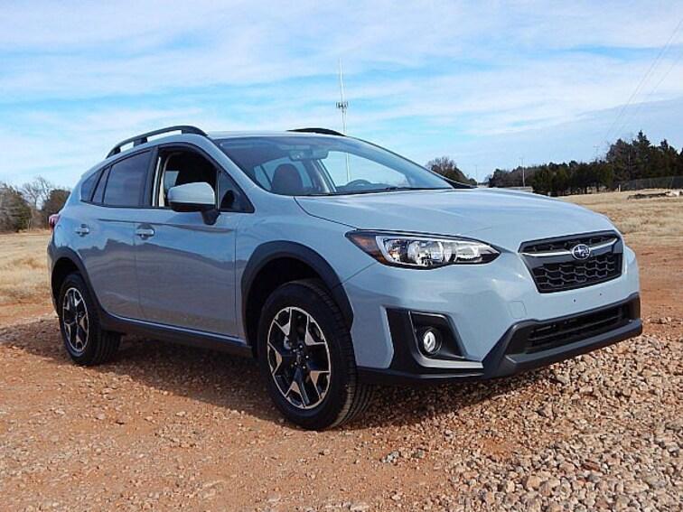 New 2019 Subaru Crosstrek 2.0i Premium SUV KH275236 for sale in Oklahoma City