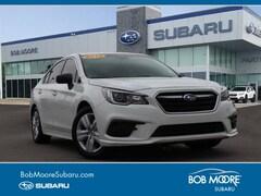 Certified Pre-Owned 2019 Subaru Legacy 2.5i Sedan SL1159A in Oklahoma City