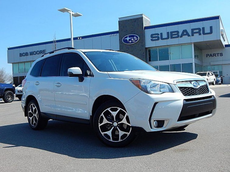 Used 2014 Subaru Forester 2.0XT Touring SUV for sale in Oklahoma City