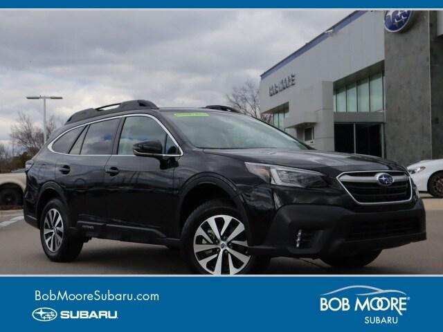 Featured New 2020 Subaru Outback Premium SUV L3103963 for sale in Oklahoma City, OK