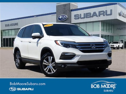 Featured Used 2017 Honda Pilot EX-L SUV for sale in Oklahoma City