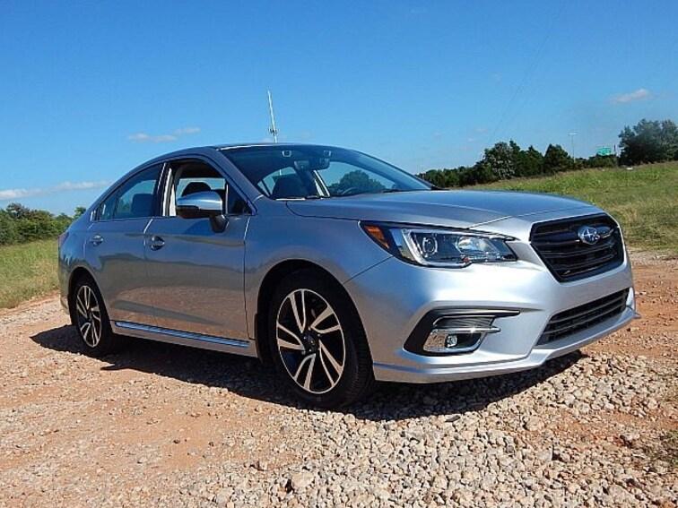 New 2019 Subaru Legacy 2.5i Sport Sedan K3006587 for sale in Oklahoma City