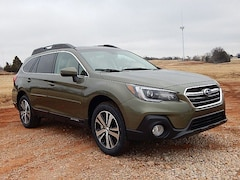 New 2019 Subaru Outback 2.5i Limited SUV K3285950 in Oklahoma City