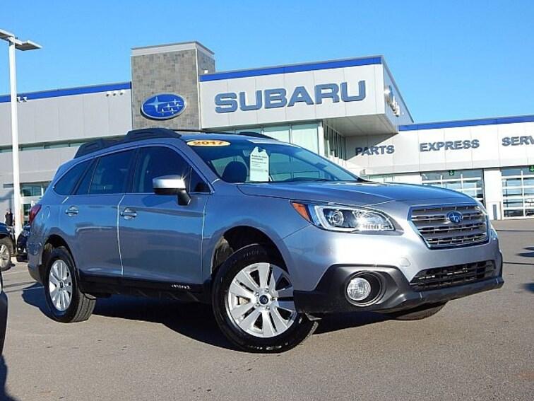Used 2017 Subaru Outback 2.5i SUV for sale in Oklahoma City