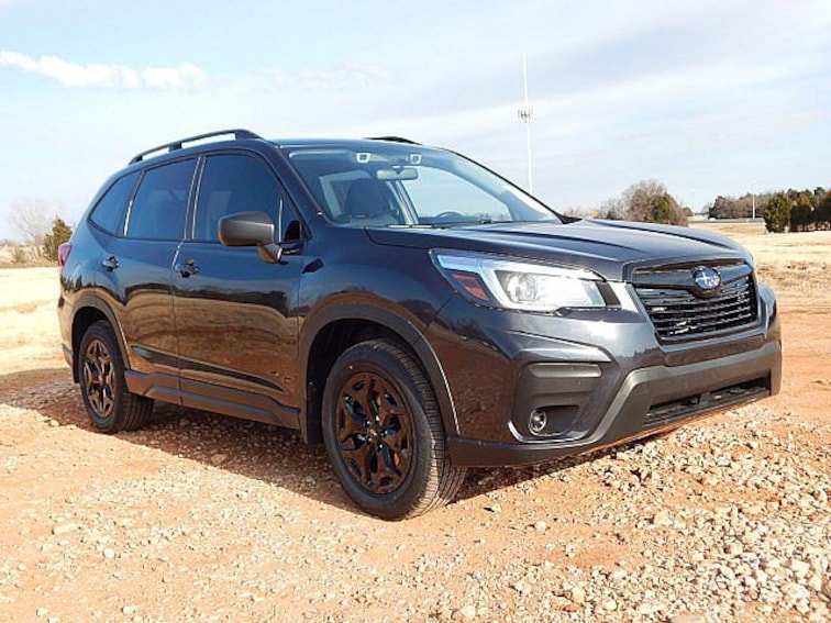 New 2019 Subaru Forester Standard SUV KH475688 for sale in Oklahoma City