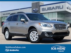 Certified Pre-Owned 2015 Subaru Outback 2.5i SUV 83734 in Oklahoma City