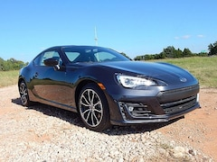 New 2018 Subaru BRZ Limited Coupe J8603520 in Oklahoma City