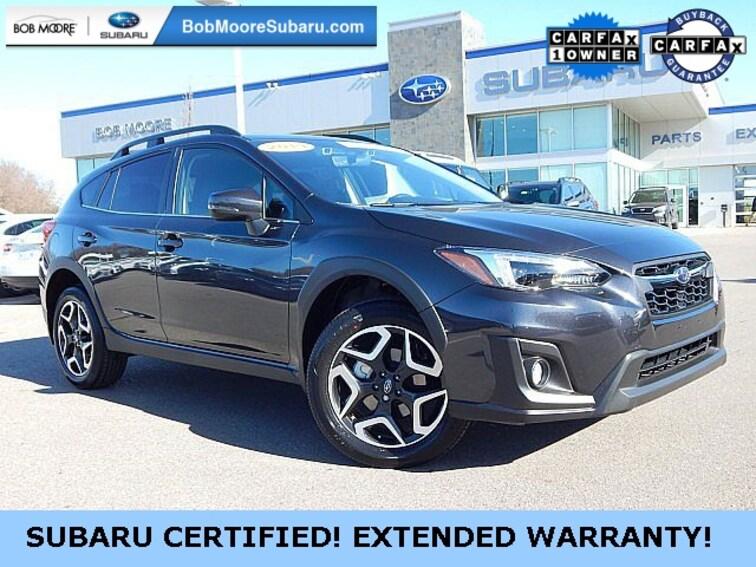 Certified Pre-Owned 2019 Subaru Crosstrek 2.0i Limited SUV Oklahoma City